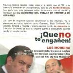 Propaganda contra el PRI..