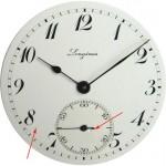 Reloj Bolsillo Longines Acero 3368-3
