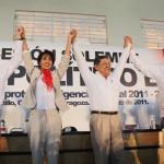 Rinde protesta Salvador Hernández Vélez como nuevo presidente del PRI Coahuila