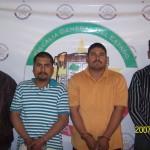Los presuntos  secuestradores fueron presentados por la Fiscalía General del Estado de Coahuila