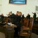 Inicio de la legislatura No. 59 del estado de Coahuila