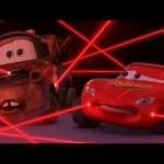 Ana Serradilla presta su voz en Cars 2