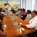 Reunión de la COPLADEM Matamoros, Coahuila.