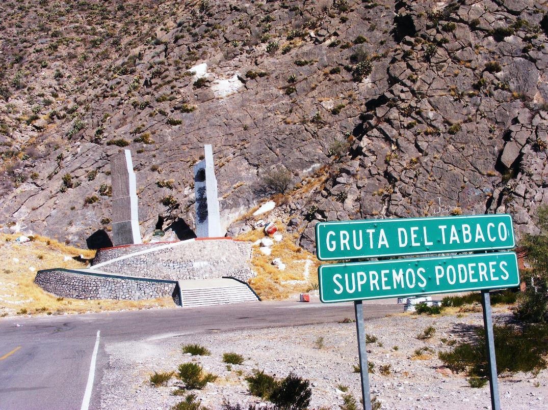 La Cueva del Tabaco , Matamoros,Coahuila.