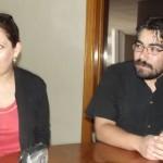Dirigentes de Morena en Coahuila dejaron en claro que la organización no participará en las elecciones de Coahuila ni apoyará a candidatos de partidos políticos. (Foto Enrique Proa Villarreal).