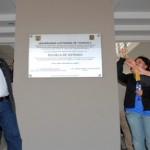 El gobernador del Estado, Rubén Moreira Valdez y el rector de la Universidad Autónoma de Coahuila, Mario Alberto Ochoa Rivera inauguraron el edificio de la Escuela de Sistemas en Ciudad Universitaria de la Unidad Torreón