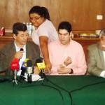 La principal fuerza política del PAN en  Coahuila anunció que irán en candidatura común con la UDC para buscar la Presidencia Municipal de Torreón. (Foto Enrique Proa Villarreal).