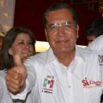 Raúl Onofre, virtual ganador para alcaldía de Matamoros