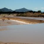 El Rio Aguanaval. (Foto Enrique Proa Villarreal).