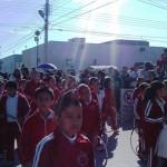 Desfile conmemorativo del Día de la Revolución, en la ciudad de Matamoros, Coahuila. (Foto www.elmatamorense.com)