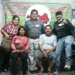 La asociación Movimiento Solidaridad de Matamoros da a conocer el objetivo de su trabajo.
