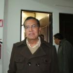 Alcalde de Matamoros Raúl Onofre, da a conocer algunos proyectos que se pondrán en marcha en este año en la ciudad. (Foto: www.elmatamorense.com)