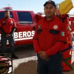 Carlos Hurtado Galindo, Jefe del departamento de bomberos de Matamoros de la laguna. (Foto: www.elmatamorense.com)