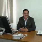 Fernando Jasso, Gerente General de Simas, busca mejorar el servicio de abastecimiento de agua. (Foto: www.elmatamorense.com)