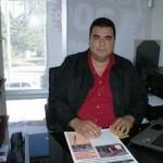 Francisco Benavente Lira, séptimo regidor del Ayto. de Matamoros de la Laguna. (Foto: www.elmatamorense.com)