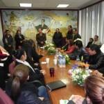 Alcalde entrega de nombramientos de la administración Municipal 2014-2017 (Foto: www.elmatamorense.com)