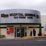 Hospital General de San Pedro de las Colonias. (Foto: www.elsampetrino.com)