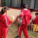"""Niños de la """"Casa Hogar Ángeles de San pedro, A. C."""" recibieron juguetes, artículos escolares y víveres, acercando un """"Pedacito de Cielo"""" de la nueva asociación"""