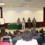 """Se imparte conferencia """"El poder de la actitud"""" a servidores públicos. (Foto: www.elmatamorense.com)"""