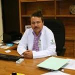 Dr. Jaime Ortega, director del Hospital General de Matamoros. (Foto: www.elmatamorense.com)