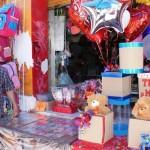 Locatarios del centro registran pocas ventas referentes al 14 de febrero.( Foto: www. Matamorense.com)