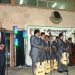 Apertura de la semana cultural.( Foto: www.elmatamorense.com)