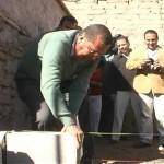 """Se pone en marcha programa de """"Vivienda Digna"""", donde se beneficiará a 61 familias de escasos recursos."""