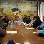 Se integra el comité de parquímetros del Ayto. de Matamoros de la laguna.