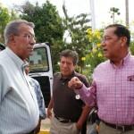 Alcalde entrega apoyo económico y ambulancia a la cruz roja del municipio… ( Foto: www.elmatamorense.com)