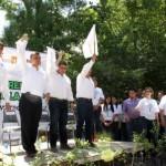 Da marcha la campaña de reforestación de la zona metropolitana.