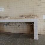 La falta de limpieza de los baños sanitarios  también fue exigída por los padres de familia