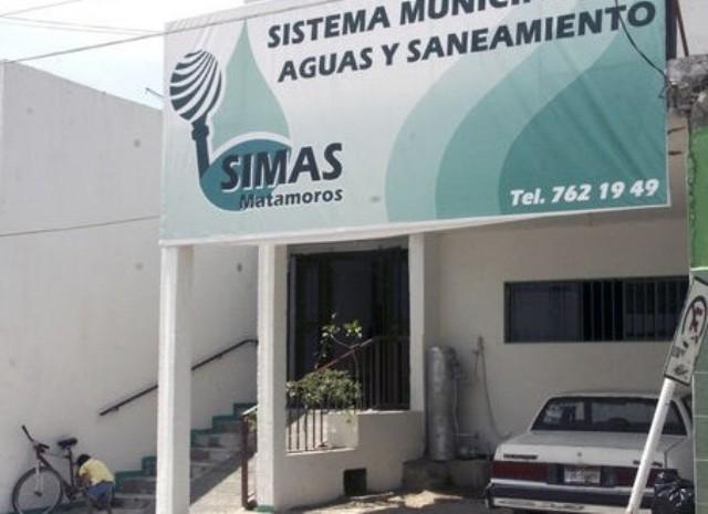 La cartera vencida del SIMAS Matamoros, que supera los once millones de pesos, es el motivo por el cual no se brinda un servicio de calidad, según afirmó su director general.