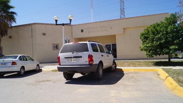 Agencia Investigadora del Ministerio Público de la PGJE en Matamoros.