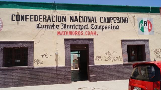 La CNC en Matamoros gestiona un 50 por ciento de descuento en el pago de la licencia de manejo para los campesinos.