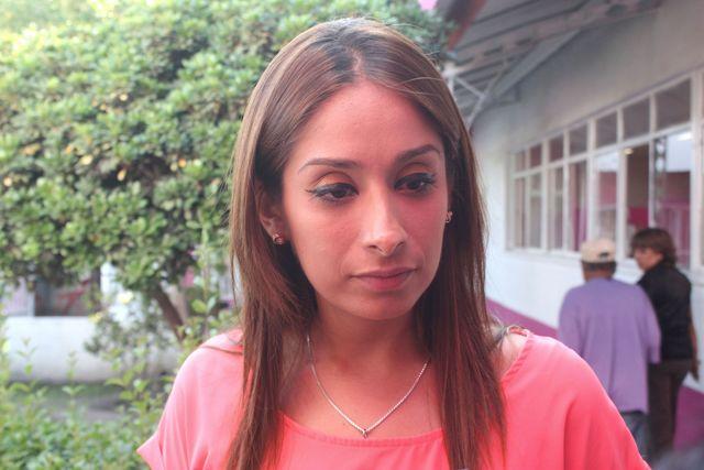 Yeska Garza Ramírez, titular de la Lo Procuraduría de Niños, Niñas y Familia en Coahuila.