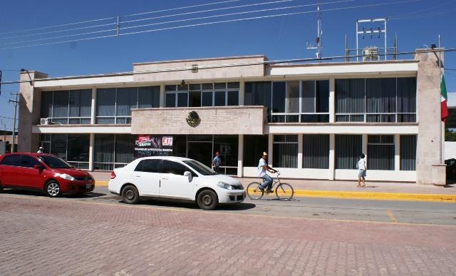 Presidencia Municipal de Matamoros, Coahuila. Foto (www.elmatamorense.com)