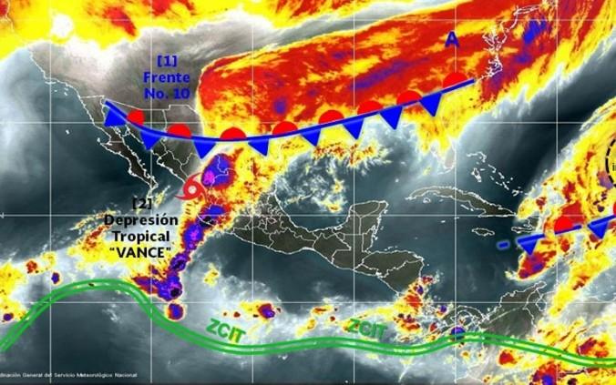 La Conagua pronostica que se mantendrán las lluvias en la Región Lagunera.
