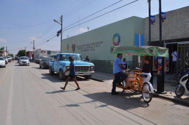 Son 52 mil derechohabientes del régimen ordinario los que pertenecen a esta clínica y sólo cuenta con seis consultorios.