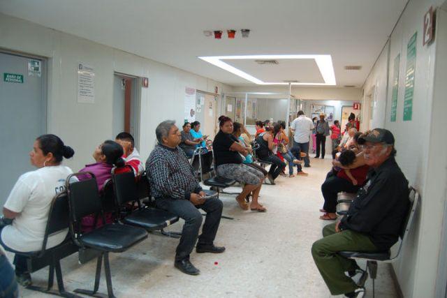 En recientes consultas en el IMSS no se han detectado casos de dengue, pero si un aumento en casos de bronquiolitis.