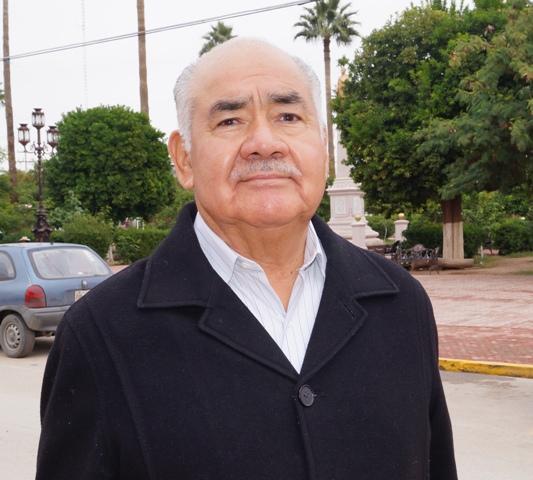 Matías Rodríguez Chihuahua, Cronista de la ciudad de Matamoros y directivo de la Asociación de Cronistas Municipales de Coahuila y Durango.