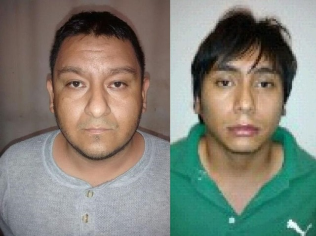 Los detenidos fueron identificados como Fernando Ricardo Muñoz y Juan Andrés Rocha Torres los cuales fueron remitidos de inmediato al Centro de Reinserción Social (Cereso) de Torreón.
