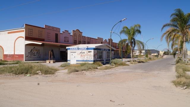 Actualmente sólo operan tres comerciantes en el Mercado de Abastos en Matamoros.