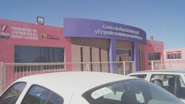 El Centro de Atención Integral y Empoderamiento de la Mujer en Matamoros desarrolla diversas actividades en el municipio.