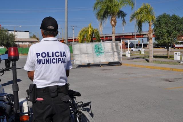 Durante el mes de diciembre y los primeros días de enero se implementará el 'Operativo Paisano' en este municipio, por parte de la Policía Municipal.