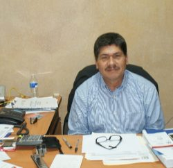 Teodoro Arguijo Hernández, Tesorero Municipal.