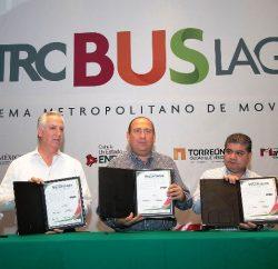 proyecto del Metrobus Laguna